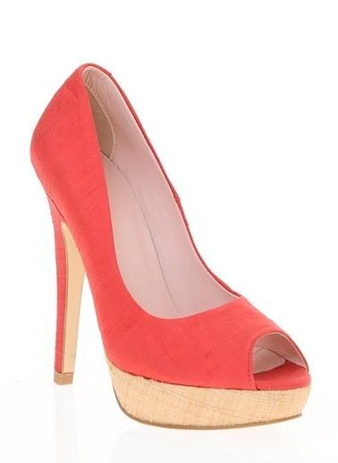 Inuovo Ayakkabı Kırmızı